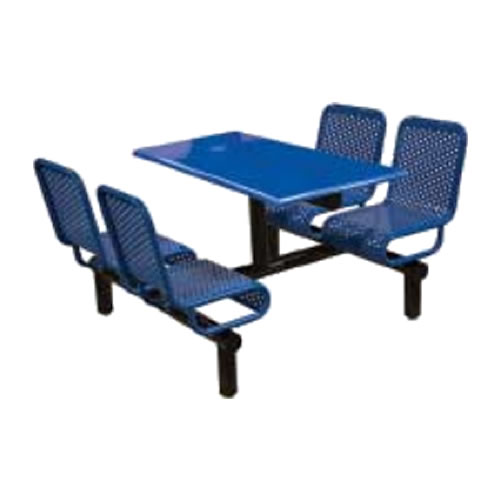 4-Seat Perforated Metal All-Weather Top