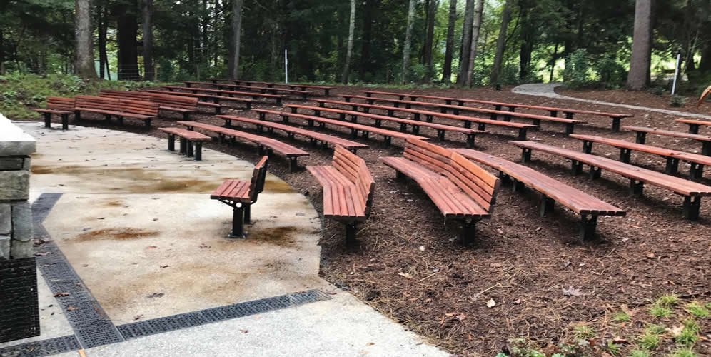 Our Mahogany Benches images